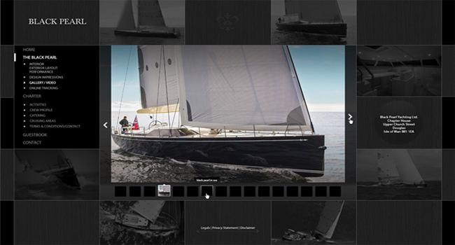 Webdesign Schiffsreisen