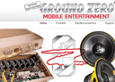 Webdesign Auto Soundsystem